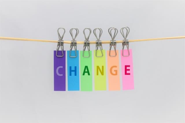 世の中の変化に適応してゆくことが重要