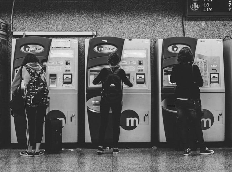 ATMが無くなる?