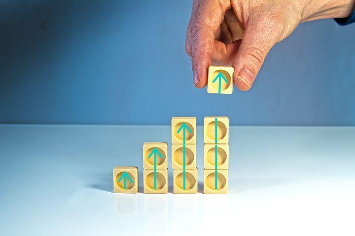 運用資金が増えている投資信託を選ぶ