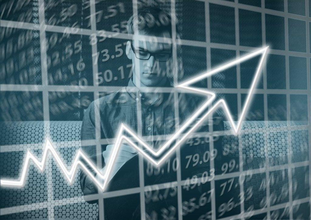 日経平均株価上昇の恩恵