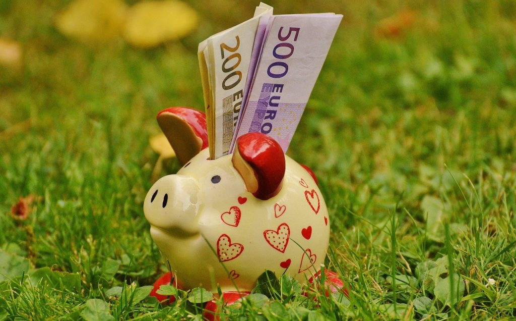 お金を貯める私の方法