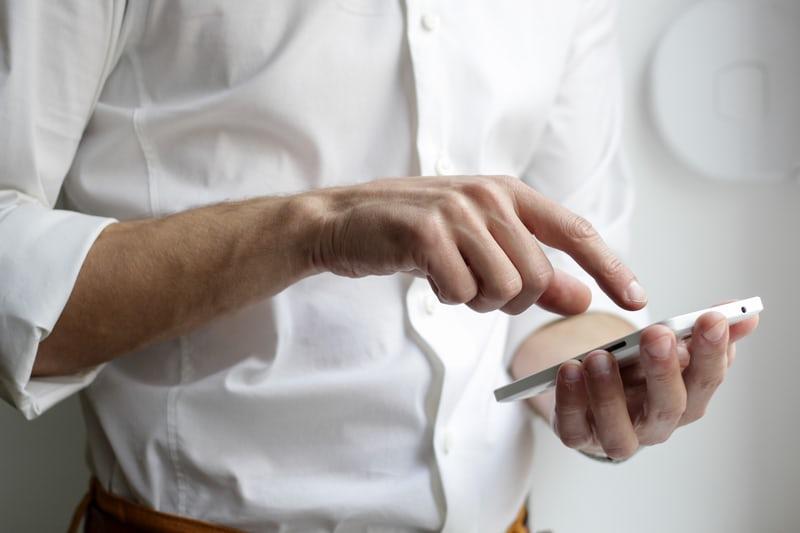 マイナンバーカードをスマホで申請する方法